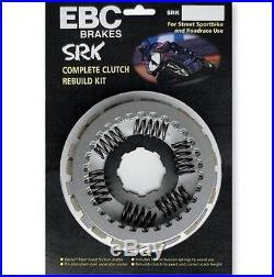 EBC Complete Clutch Rebuild Kit SRK Series 2001-06 Honda CBR600F F4i Sport SRK57