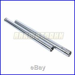 FORK PIPE FOR HONDA CBR600 F4i 2001-2007 Front Fork Inner Tubes x2 #215