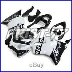 Fairings for Honda CBR600F4i 2001 2002 2003 Bodywork F4i 01 02 03 White Black
