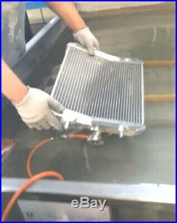 For Honda CBR 600 F4i SuperSport F4 01-07 F1- F7 Engine Water Cooling Radiator