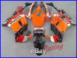 For Honda CBR600 F2 1991-1994 Fairings Bolts Screws Set Bodywork Plastic 33