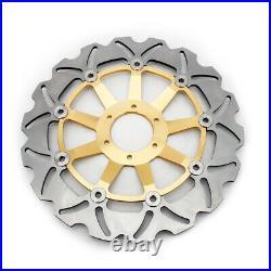 Front Brake Discs Disks For Honda CBR 600 F F3 95-98 CBR 900 RR 94-97 VTR 1000 F