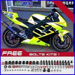 Green Fairings & Tank Cover Bodywork kit Honda CBR600 F2 1991-1994 48