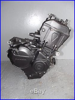 Honda Cbr 600 F 2012 Engine Motor Only 7,168 Miles Covered 2011 2013 | Honda Cbr 600F