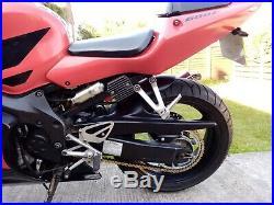 HONDA CBR 600 F SPORT FS2 F4i