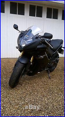 Honda Cbr600 F 2013 Abs, Black, Heated Grips, One Owner, Low Miles