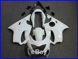HONDA CBR600 F4 Unpainted ABS Injection Bodywork Fairing Kit 1999 2000