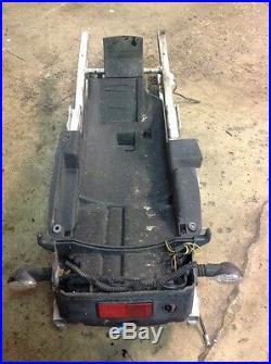 HONDA CBR600 F4i STRAIGHT OEM REAR SUB FRAME SUBFRAME ASSEMBLY 04-06 CBR 600 F4i