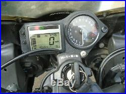 HONDA CBR600 F6 Fi 2006 CBR 600 16K HISTORY RECEIPTS YEARS MOT HPI CLEAR
