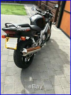 HONDA CBR600F 2001 on a Y Plate