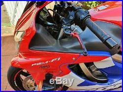 HONDA CBR600F 4i, 2002
