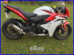 Honda Cbr600f Abs Complete Engine With Loom Kit Car Buggy Grass Track 11k Miles