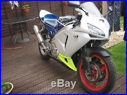 HONDA CBR600F-K Fitted with CBR600RR race fairings RELISTED DUE TO TIME WASTER