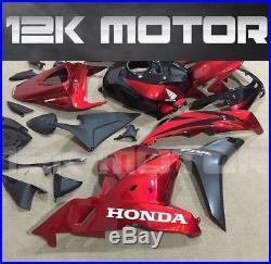 HONDA CBR600RR CBR 600 F5 2009 2010 2011 2012 Fairing Set Fairings Kit Red 13