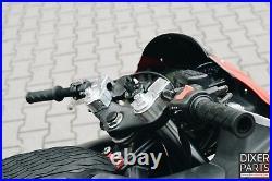 Handle bar CLIP-ON -43 mm- Honda CBR 600F F4 F4i sport stunt