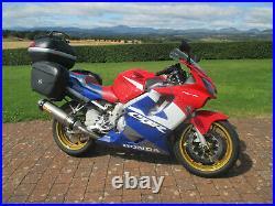 Honda'01 CBR 600 F4I Arrow Exhaust System. Read