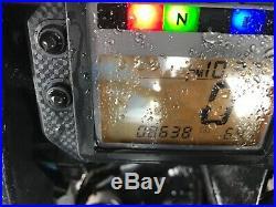 Honda 2002 cbr600 f4i motorbike