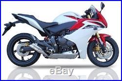 Honda CB600F Hornet or CBR600F IXIL Twin exit stubby Exhaust