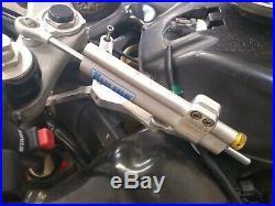 Honda CBR 600 CBR600 F4i Ohlins Steering Damper with Harris Fitting Bracket Kit