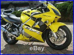 Honda CBR 600 F 2001