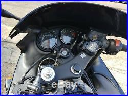 Honda CBR 600 F 2001 New Mot, very low milage