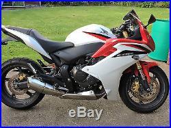 Honda CBR 600 F 7600 Miles 2011