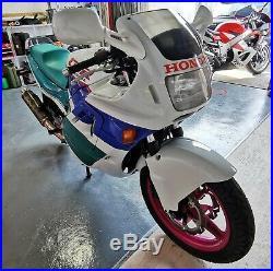 Honda CBR 600 F (F1) 1990 (Baby Hurricane) MOT'd & Serviced