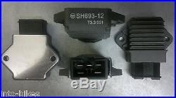 Honda CBR 600 F FM/FN/FP/FR/FS/FT/FV/FWithFX/FY 91-00 Jap Regulator/Rectifier