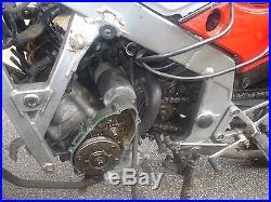 Honda CBR 600 F-K for spares or repair