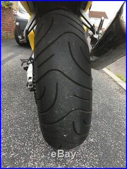 Honda CBR 600 F Motorcycle