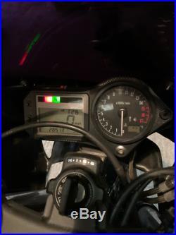 Honda CBR 600 F TRACK BIKE