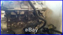 Honda CBR 600 F1 Engine
