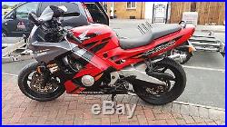 Honda CBR 600-F2, Spares or repair / Track Bike Nationwide Delivery Available