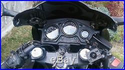 Honda CBR 600 F3 12 Month MOT Delkavic Exhaust