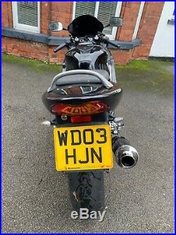 Honda CBR 600 F3 2003