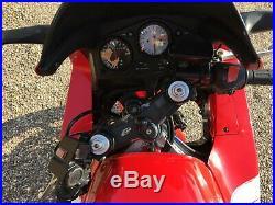 Honda CBR 600 F3 Full MOT + Service