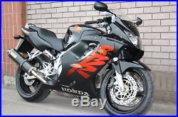 Honda CBR 600 F4 W Reg (2000) Low Miles Motorbike Aluminium Frame