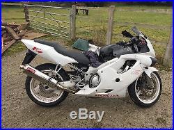 Honda CBR 600 F4 spares or repairs