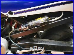 Honda CBR 600 F4i Valentino Rossi Signed Racing Replica Limited Edition