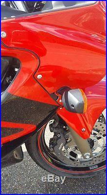 Honda CBR 600 F6 motorcycle