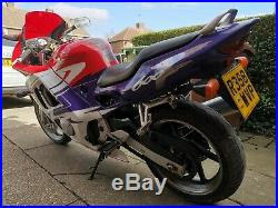 Honda CBR 600 f VERY GOOD RUNNER STARTS ON THE BUTTON