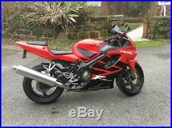 Honda CBR 600 f1 sport