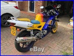 Honda CBR 600 f3 spares or repairs