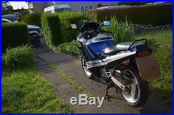 Honda CBR 600F 1987. Classic sports bike