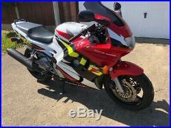 Honda CBR 600F 1996