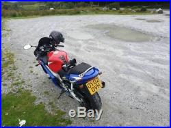 Honda CBR 600F 2002 Fuel Injected HRC