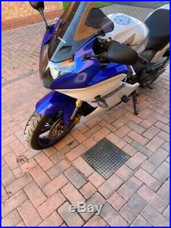 Honda CBR 600F 2011 FSH Extras Great condition