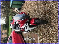 Honda CBR 600F 2011 model