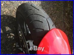Honda CBR 600F ABS