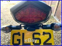 Honda CBR 600F Black 2013